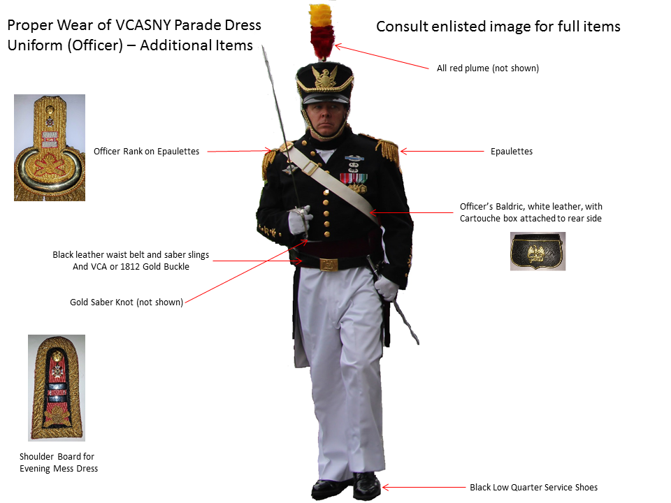 Officer Parade Dress